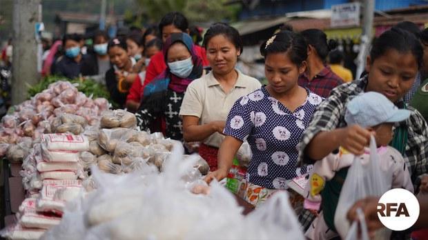 မြန်မာပြည်သူ ခြောက်သန်းကျော် ငတ်မွတ်မှုဘေးကြုံနိုင်ကြောင်း ကုလခန့်မှန်း
