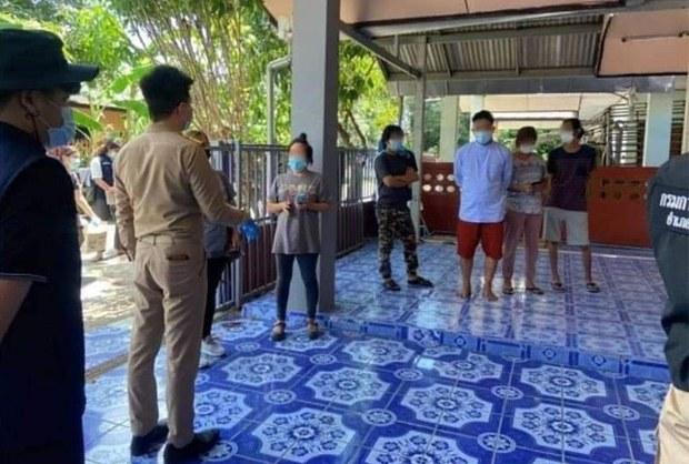 ထိုင်းမှာအဖမ်းခံရတဲ့ DVB သတင်းသမားတွေကို မြန်မာပြည် ပြန်မပို့ဖို့ RSF တောင်းဆို