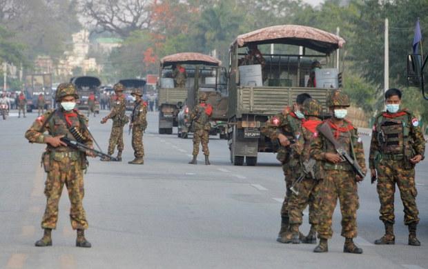 မြန်မာနိုင်ငံကို အန္တရာယ်ရှိမှု အမြင့်ဆုံးအဆင့် ၄ အဖြစ် အမေရိကန်သတ်မှတ်