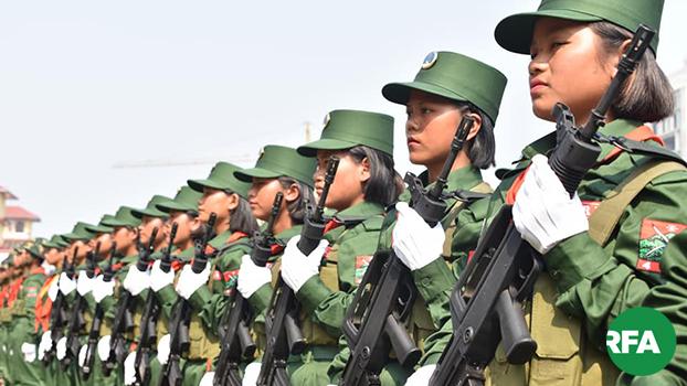 Военный парад в честь 30-летия Объединённой армии государства Ва в Мьянме государства, Мьянмы, время, Объединенной, Председатель, армии, тысяч, заявил, народности, является, человек, правительством, действует, правительство, этническое, Бирмы, самоуправляемой, парад, честь, 30летия