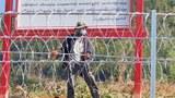 တရုတ်-မြန်မာ နယ်စပ်ခြံစည်းရိုးကာတာ ကပ်ရောဂါထိန်းချုပ်ဖို့လို့ တရုတ်အကြောင်းပြ