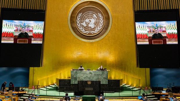 မြန်မာအမြဲတမ်းကိုယ်စားလှယ်အတွက် ပြည်သူတွေဘက်က အလားအလာကောင်း