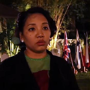 လူ့အခွင့်အရေးတက်ကြွလှုပ်ရှားသူ ချယ်ရီဇာဟောင်