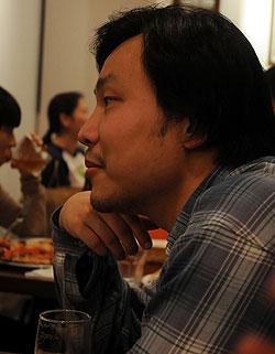 中国独立电影导演应亮,因拍摄以杨佳案为题的电影,他及家人遭当局恐吓。(应亮提供)