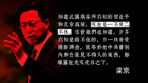 【梁京评论】骂街外交与病毒溯源