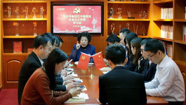 【翻牆問答】中國疑透過「學習強國」監控用戶 忌同一手機上存敏感資訊