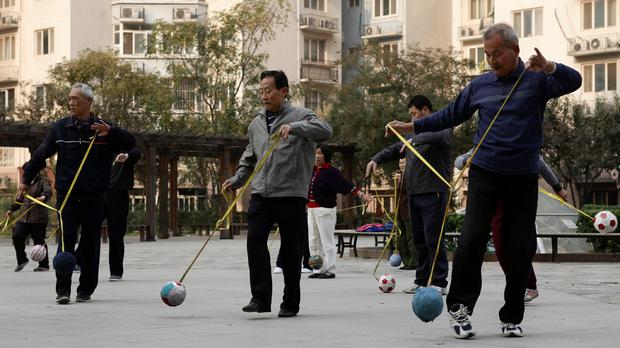 中國人口老化加劇 「深度老齡」城市達149個