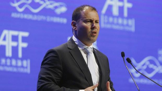 澳大利亚财长:必须摆脱对中国经济依赖