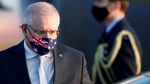 北京「假照」风波闹大:澳总理微信发言遭封杀
