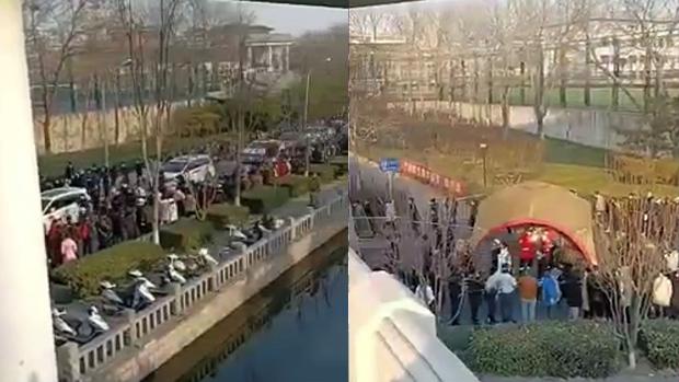 北京取消元旦農曆新年活動 禁訪民進城