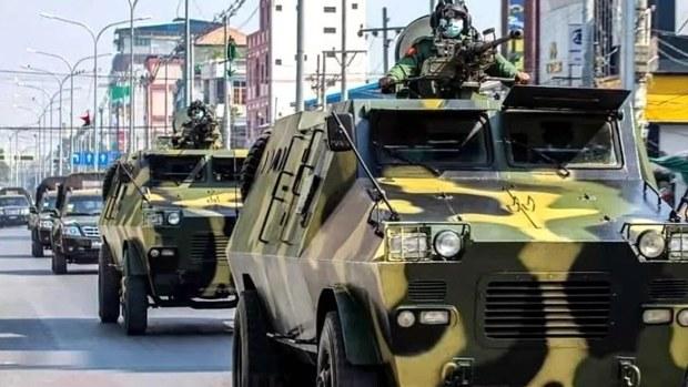 中国袒护缅军政变致排华情绪激升 华社公开谴责中国政府以示切割