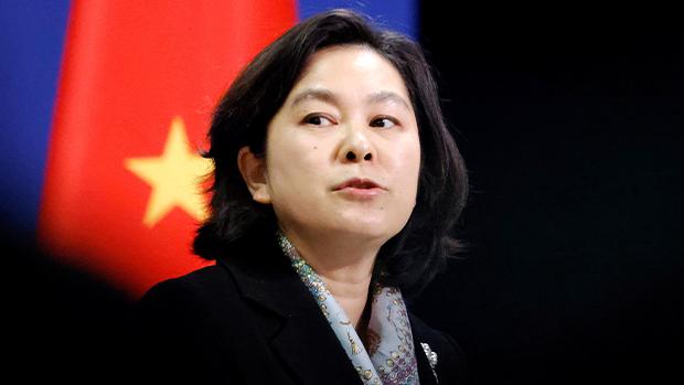 華春瑩疑搞錯事實:加拿大證實兩名被扣公民未受審