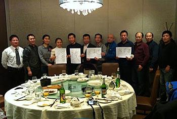 網民發起網上快閃行動,呼籲群眾在12月15日晚,同時在網上發文,聲援陳克貴及朱承志。(屠夫提供)