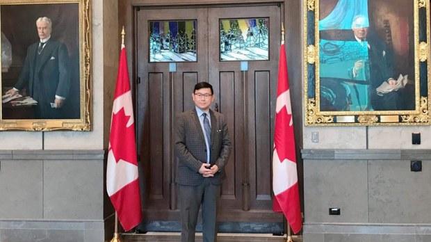 遭中共「反制裁」  加拿大港產議員趙錦榮:悲傷又自豪