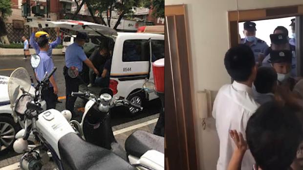 成都秋雨聖約教會遭警衝擊 十多人被傳喚2人遭拘