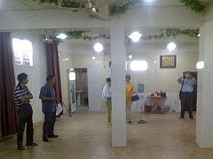 四川省閬中市家庭教會上周三即5月30日被公安搗毀,場所內所有宗教物品被搬走。(相片由教會李牧師提供)