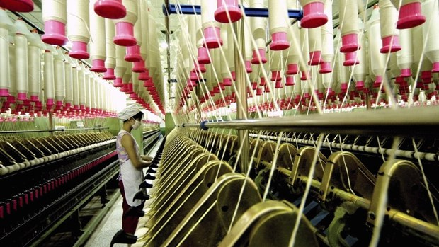 【新疆棉风暴】中国抵制洋货终或令出口减少加速产业链外移