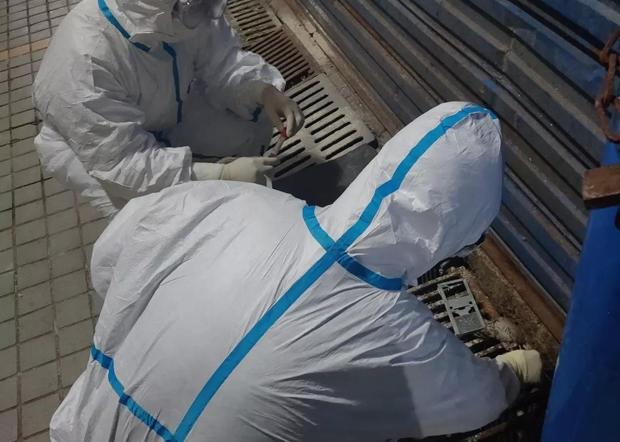 2020年1月27日,在整整迟了一个月之后,大陆官方才派员在疑似武汉肺炎疫源地进行深入调查。(中国疾控中心官网截图)