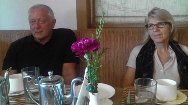 德国政治学者涉双重间谍 夫妇向中国提供情报近10年近日被起诉