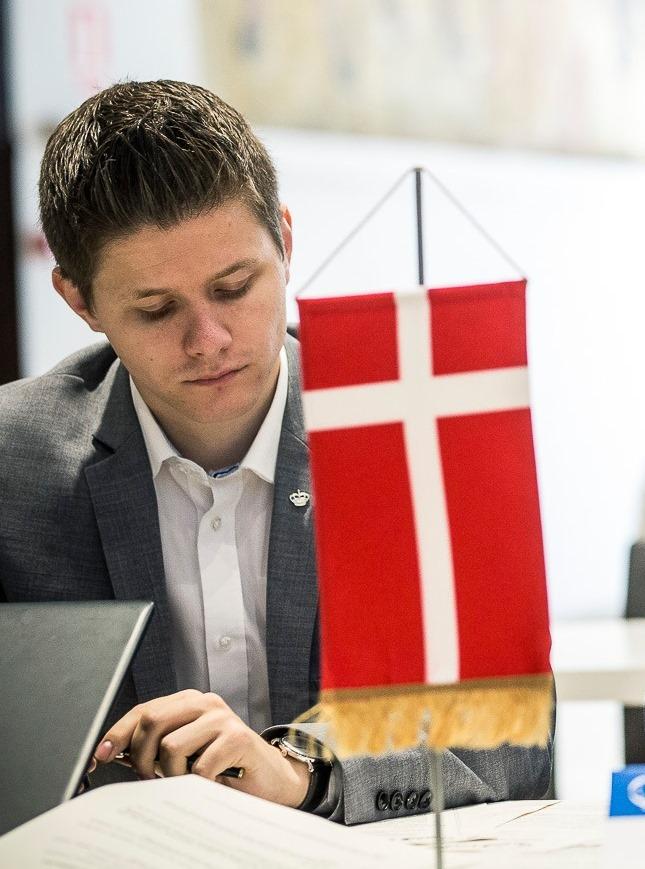 Anders Storgaard同樣認為沒有感到遺憾。(Anders Storgaard臉書圖片)