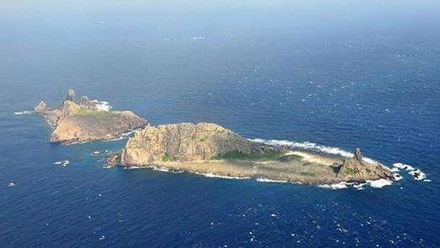 中國海警巡航釣魚島海域回應蓬佩奧南海聲明