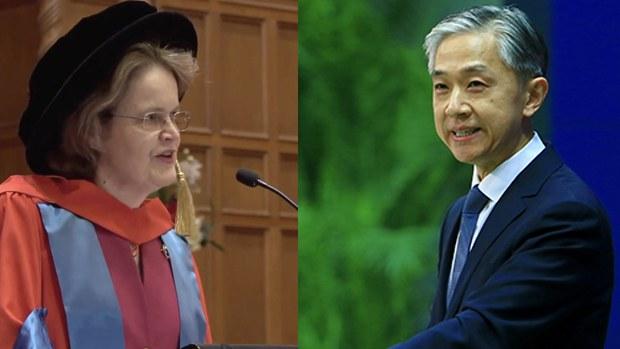 中国对民主国家敌视未息    「战狼外交官」炮轰「澳大利亚有病」