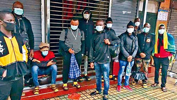 非裔人士疑在穗受歧視釀外交風波 非洲多國致函王毅表關注