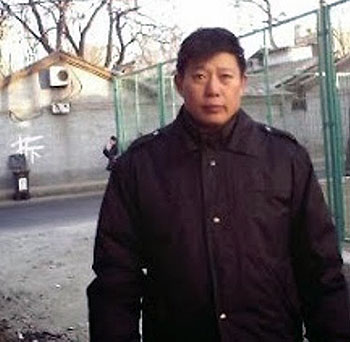 浙江访民朱志明疑因举报村官被拘留。