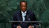 掌權30年的乍得總統德比(圖)與叛軍作戰後,於周二(20日)傷重不治。