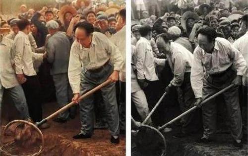 被消失的还包括在文革前官至北京市委书记兼市长的彭真。(网络图片)