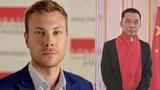 中国驻法国大使卢沙野(右)和法国学者邦达兹(左)近日均成为传媒焦点。