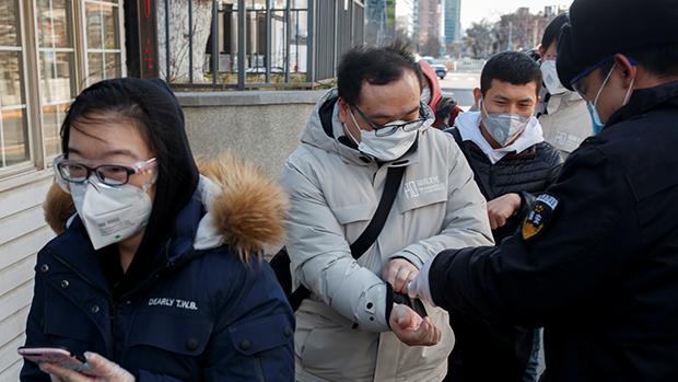 受疫情拖累中國2月PMI創歷史新低 習總下令復工望第二季「V形反彈」?
