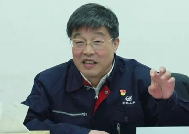 中航飛機股份有限公司副總經理李守澤被指貪腐8億元人民幣,早前跳樓身亡。(中國民用航空網圖片 / 拍攝日期不詳)