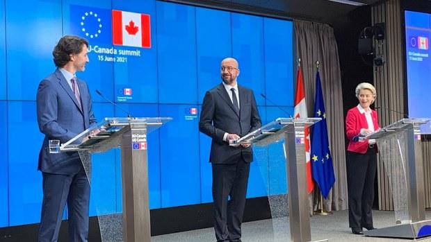 歐委會主席提出明確訊息「離開中國這樣的生產商」