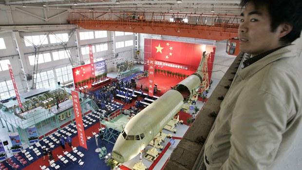 【全球圍中】美歐解決貿易爭端 攜手對抗中國「非市場慣例」 中國飛機業或受打擊