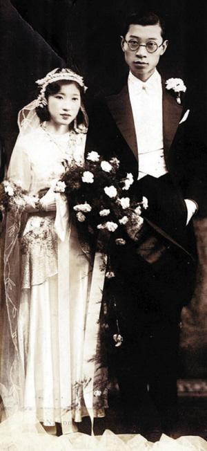 惨死于文革中的著名翻译家傅雷和妻子朱梅馥。(傅雷资料图)
