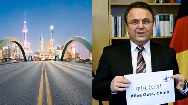 身兼「中國橋」主席、德國副議長再為中共洗地 評論:利益驅使下出賣靈魂