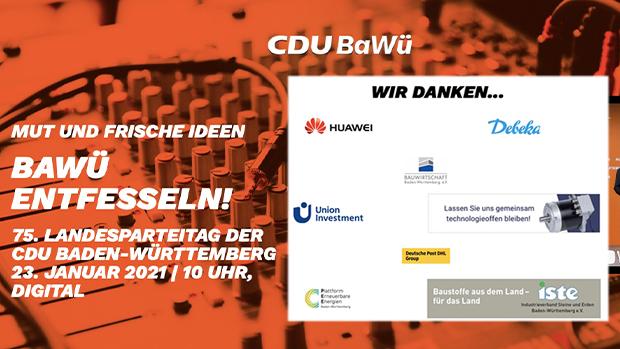 華為成德國「基民盟」支部黨代會頭號贊助商 滲透手法令人震驚
