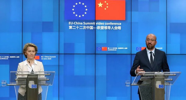中驻欧代表团战狼言论遭严辞驳斥 欧盟外交发言人:将续为港人疾呼