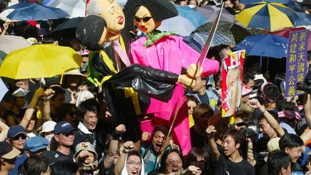 【新港殤】7.1遊行被禁 蔡耀昌:香港只容得下中共黨慶