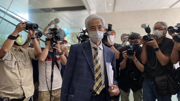 【8.18案】因非法集結被判罪成 大律師公會正調查李柱銘、吳靄儀
