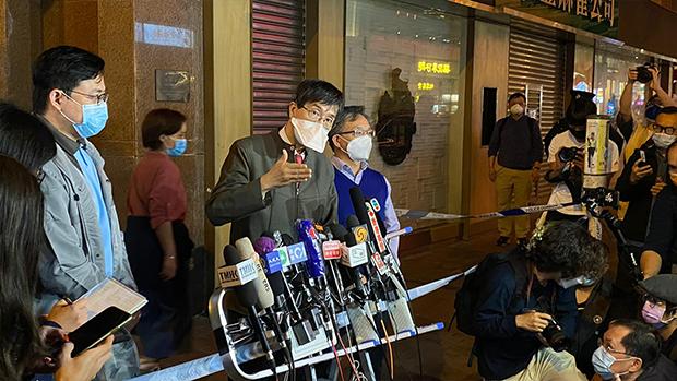 【佐敦封区】检测 7000 人仅发现13个案 有专家质疑作用不大
