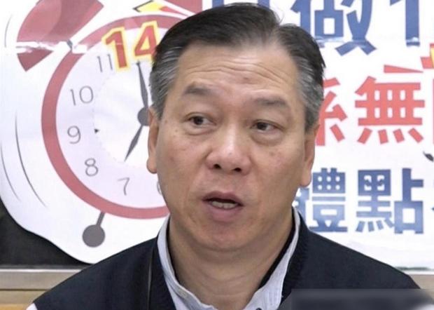新巴職工會理事長林錦標表示:公司指行車紀錄儀顯示,當時車長的車速是三十公里以下。(香港電台圖片)