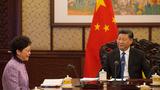 林郑北京述职获高度赞扬 评论指中央但求维护一国牺牲两制