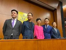 陈淑庄个人理由呈辞立法会 同时退出公民党及政坛