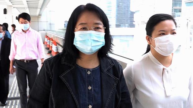涉轉載射盲印尼記者眼警員資料 鄭麗琼判監28天緩刑1年