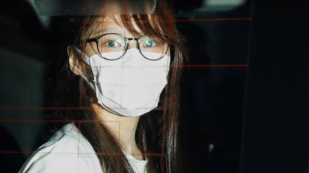 香港「民主女神」周庭被捕一事,震驚日本。(路透社資料圖片)