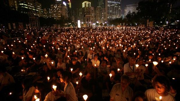【六四32】港府全方位阻止港人悼念 六四纪念馆被逼关闭