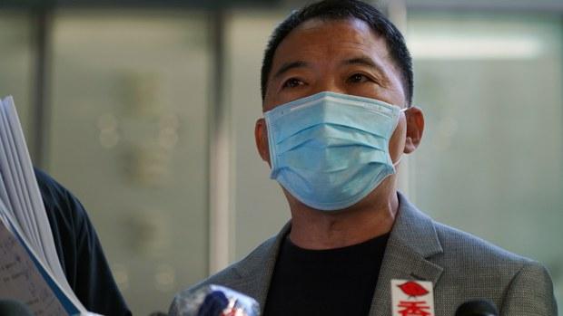 胡志伟被指无按法庭命令交出BNO 控方申撤销其保释 港法庭周五处理