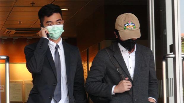 兩男子被控去年示威擾亂秩序   警員認夾口供控方棄起訴